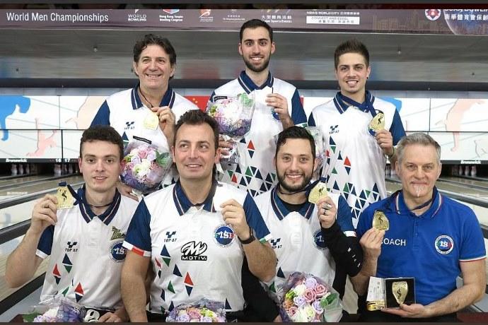 mondiali bowling