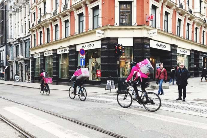 Oslo bici