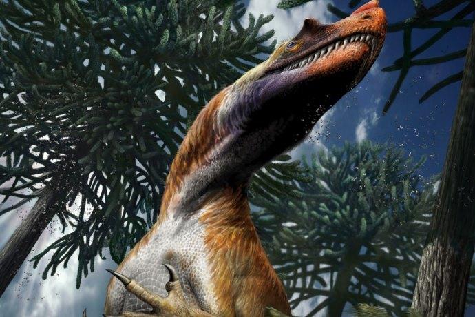 dinosauro Saltriovenator