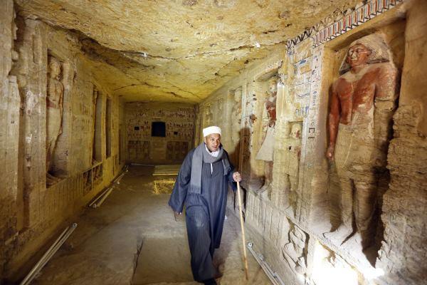 tomba egizia 4400anni 1