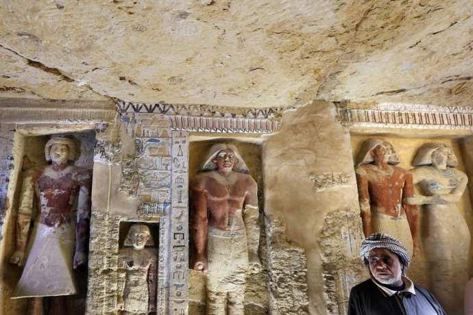 tomba egizia 4400 anni