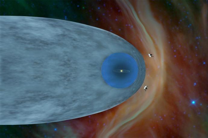 voyager 2 nasa spazio interstellare
