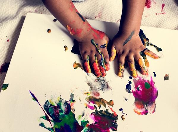 arte bambini benefici 2