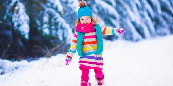bambini freddo