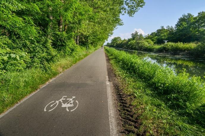 Torino pista ciclabile