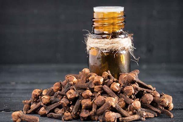 chiodi garofano olio