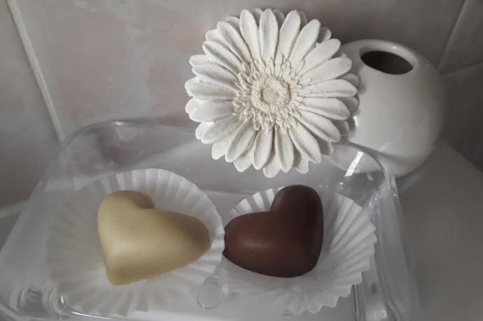 cioccolatini per la pelle