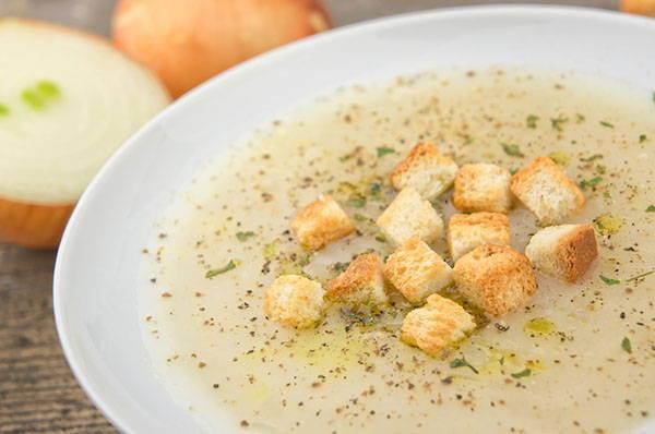 cipolla zuppa