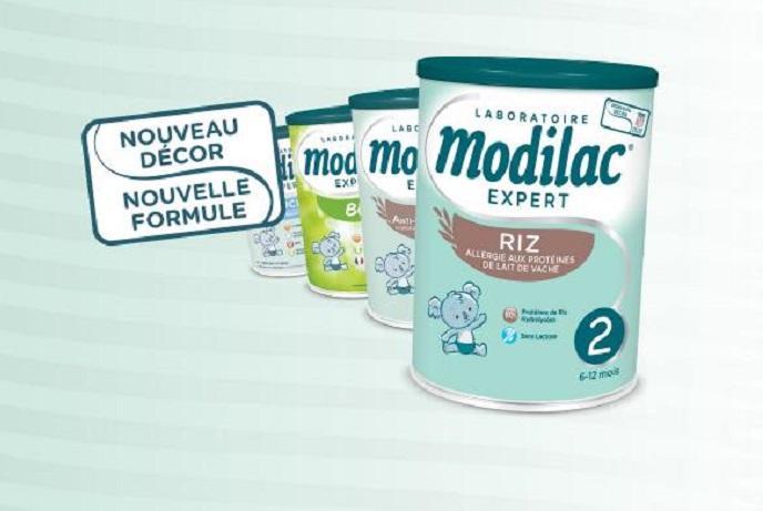 latte di riso modilac salmonella