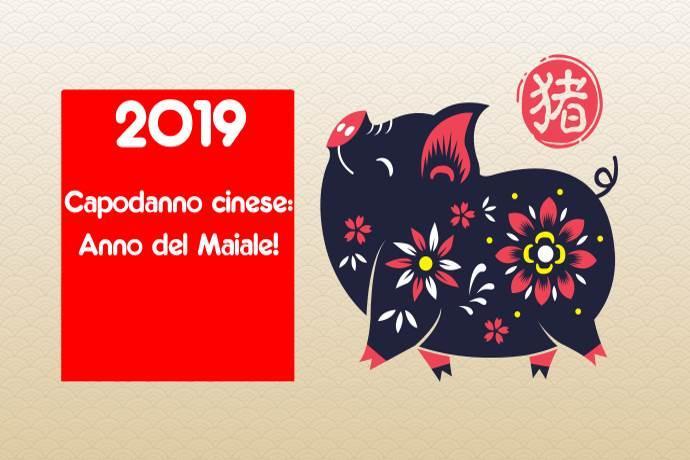 Calendario Cinese 1995.Capodanno Cinese Il 2019 E L Anno Del Maiale Greenme It