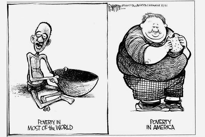 paradosso obesità