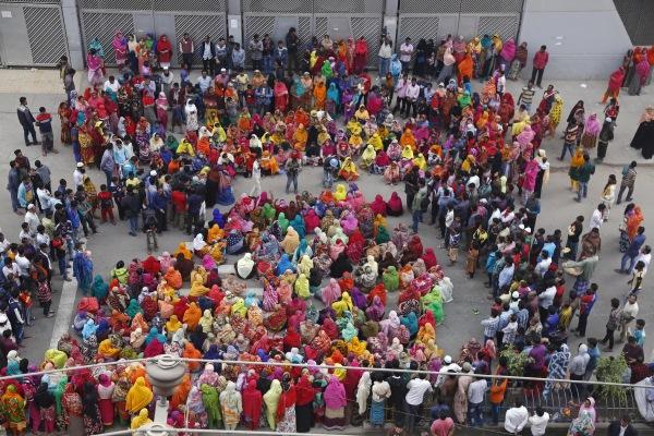 proteste bangladesh 1