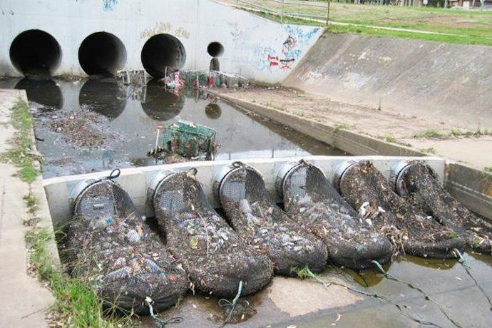 reti rifiuti