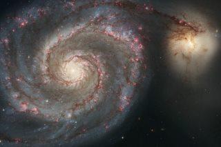 Via Lattea e Grande Nube di Magellano