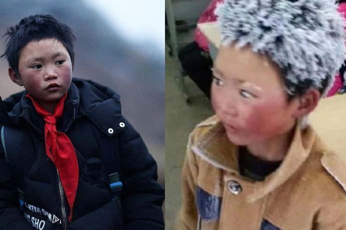 Wang Fuman fiocco di neve