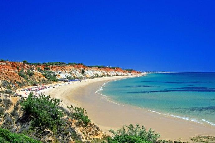 2. praia da falesia