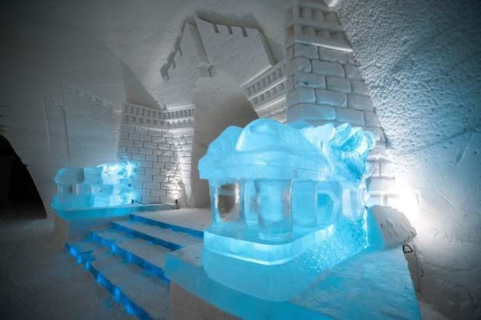Albergo ghiaccio