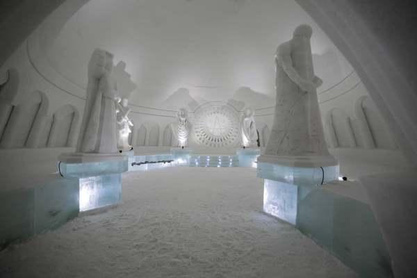 albergo ghiaccio 1