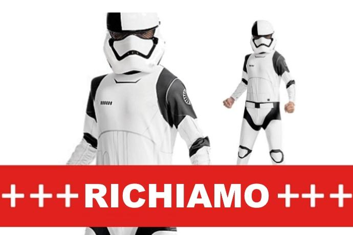 Costume di Star Wars