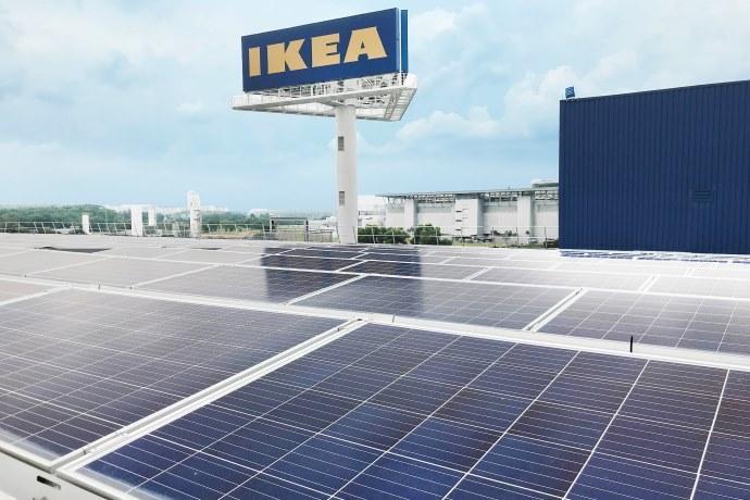 fotovoltaico Ikea