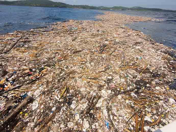 mare plastica caraibi 1