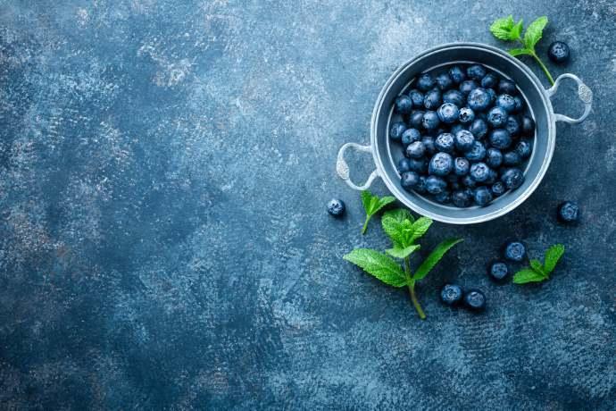 Mirtilli blu ipertensione