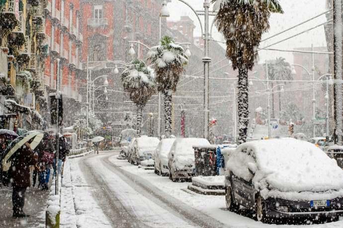 Neve Napoli