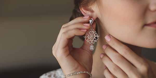 orecchini nichel