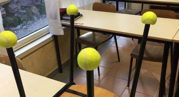 palline scuole