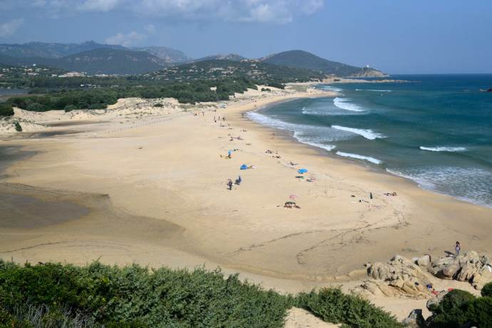 spiaggia di su giudeu domus de maria