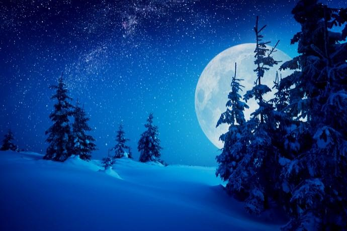 superluna febbraio