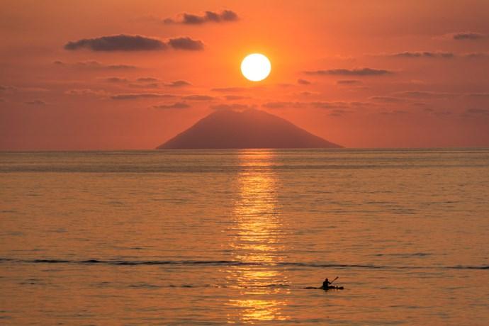 tramonto-stromboli