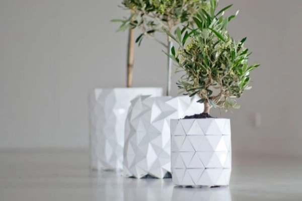 vaso origami 1