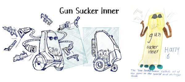 2 pistola