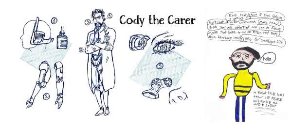 3 cody