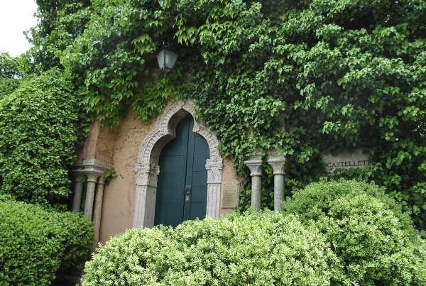 Castelletto parco giardino Sigurtà