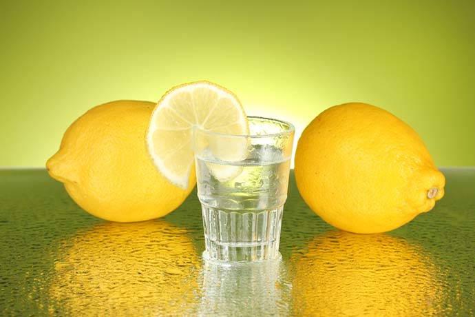 succo limone