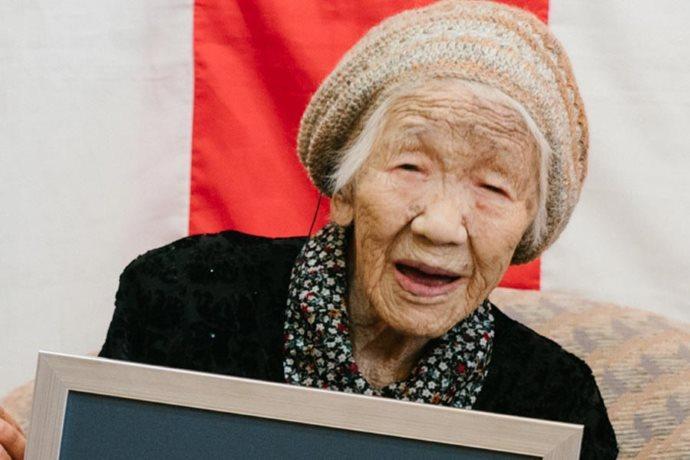 donna più anziana del mondo 116 anni