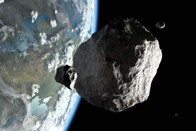 asteroide 2019 DN