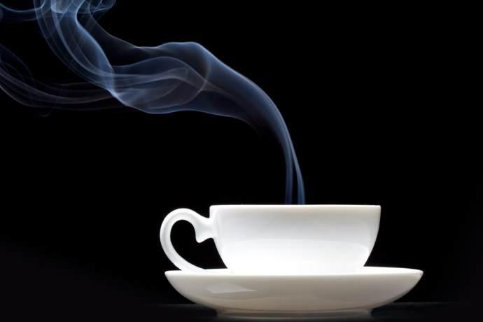 Caffè bollente cancro