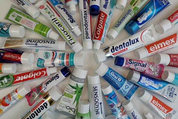 biossido di titanio dentifricio