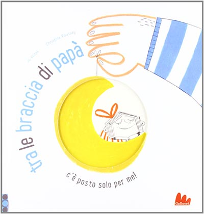 libri papa braccia