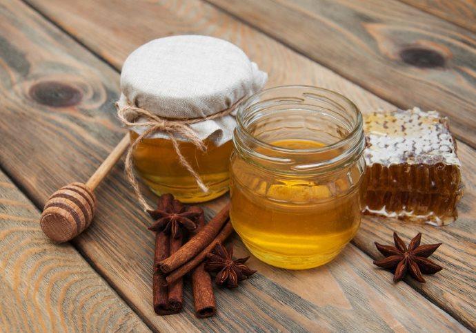 miele e cannella