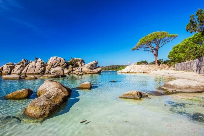 Spiaggia della Palombaggia
