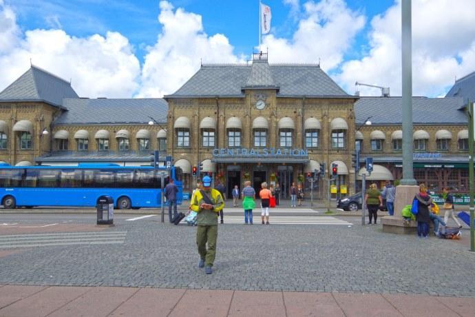 stazione goteborg