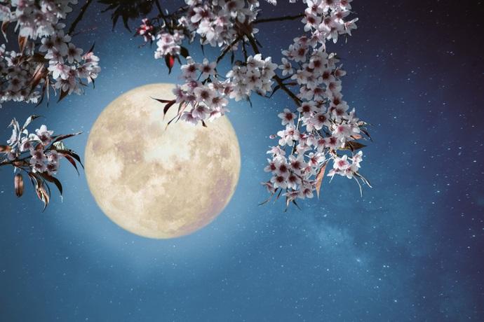 superluna di primavera