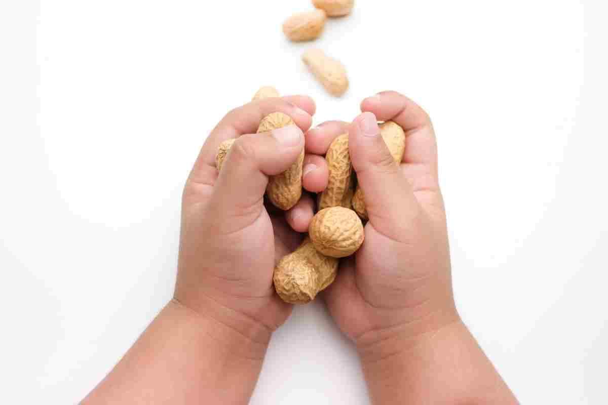 allergia arachidi