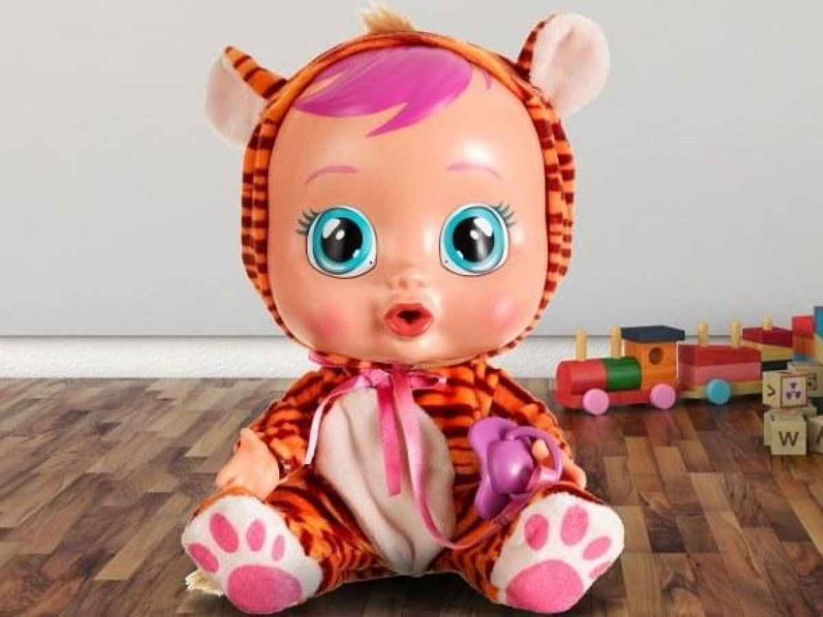 bambola cry babies