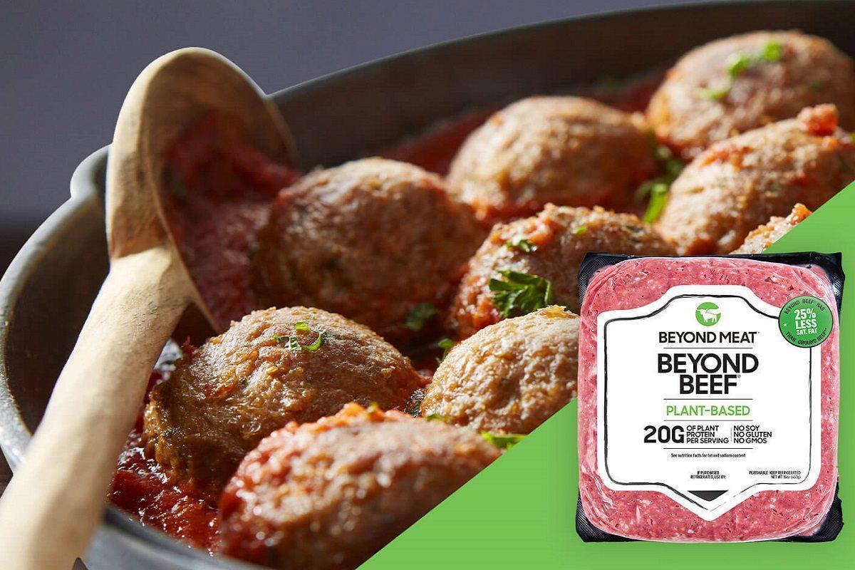 polpette carne vegetale