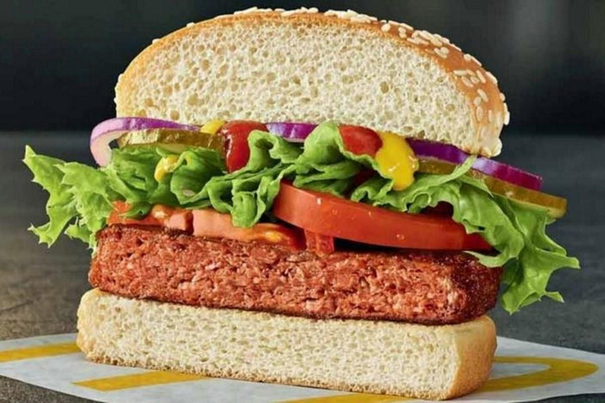 McDonald's Big Vegan
